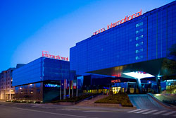 Hotel International, Zagreb
